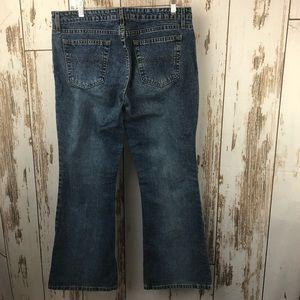 Arizona Flare Leg Jeans, Size 13 Average.  G2